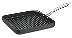 Cuisinart GG30-20 GreenGourmet Hard-Anodized Nonstick 11-Inch Square Grill Pan