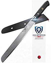 DALSTRONG Bread Knife – Shogun Series – AUS-10V – 10.25″ (260mm)