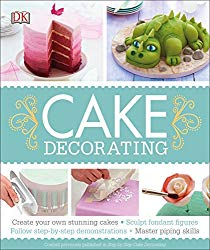 Cake Decorating: Create Your Own Stunning Cakes, Sculpt Fondant Figures, Follow Step-by-Step Demo