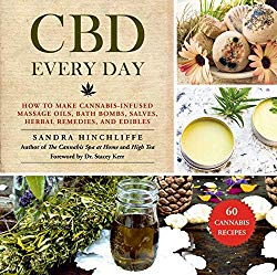 CBD Every Day: How to Make Cannabis-Infused Massage Oils, Bath Bombs, Salves, Herbal Remedies, and Edibles
