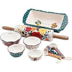10-Piece, Harvest Bakerware Set, ,The Pioneer Woman