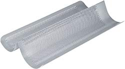Chicago Metallic Commercial II Non-Stick Perforated French Bread Pan – 59610