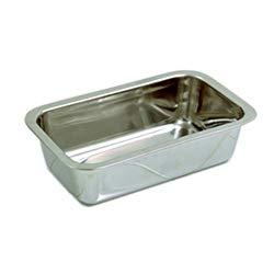 Norpro 3849 Stainless Steel Loaf Pan, 1 EA