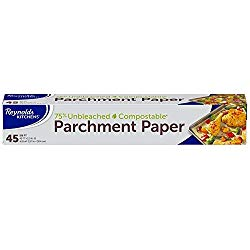 Reynolds Kitchens Unbleached Parchment Paper, 45 Square Feet