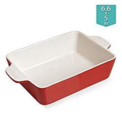 Sweejar Ceramic Baking-Dish Lasagna-Pans