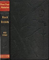Black Orchids (Nero Wolfe, 9)